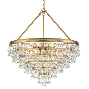 Willa Arlo Interiors Whyalla 8-Light Chandelier