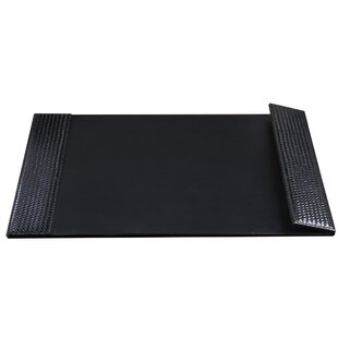 Symple Stuff Kail Woven Desk Pad