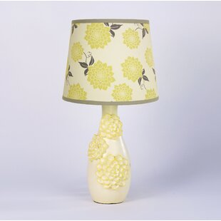 The Peanut Shell Stella Table Lamp