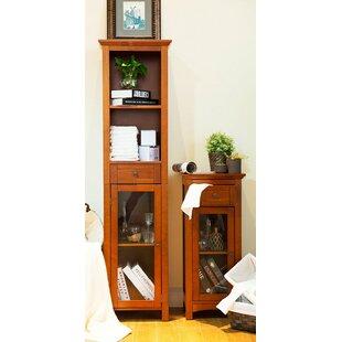 Acorn Grove Curio Cabinet by Red Barrel Studio