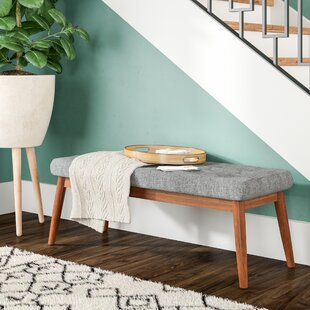 Destiny Bedroom Bench by Modern Rustic Interiors