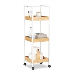 30 X 89cm Bathroom Shelf By Symple Stuff