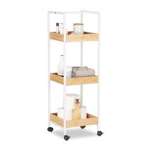 Discount 30 X 89cm Bathroom Shelf