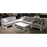 Aruba Aluminum Coffee Table
