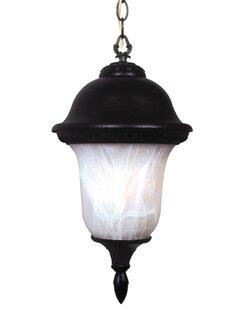 Glenn Aire Chain 3-Light Outdoor Hanging Lantern