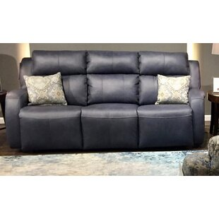 Grand Slam Reclining Sofa by Southern Motion Design