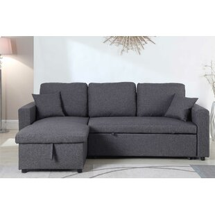 Chaise Sofa Grey Sectionals You Ll Love Wayfair