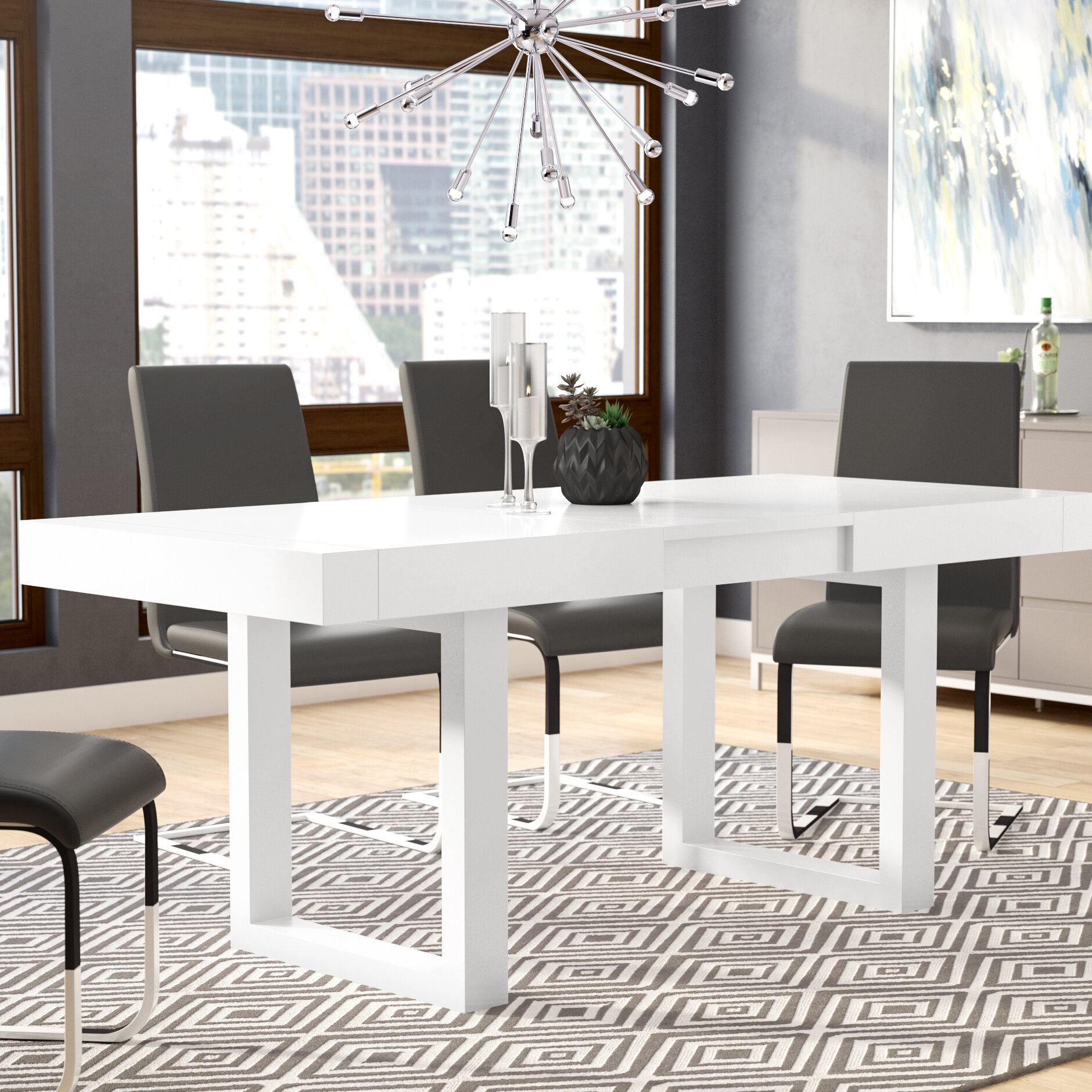 Marissa Expandable Dining Table