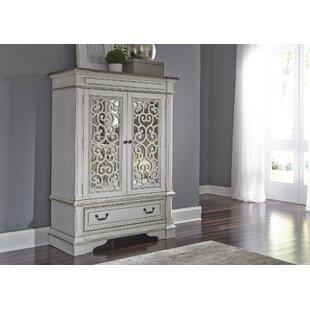 Ginyard 1 Drawer Combo Dresser