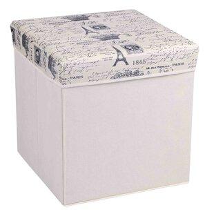 Paris Cube Ottoman