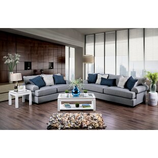 Look for Douglasland Configurable Living Room Set by Darby Home Co Reviews (2019) & Buyer's Guide