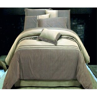Roma 3 Piece Reversible Duvet Cover Set