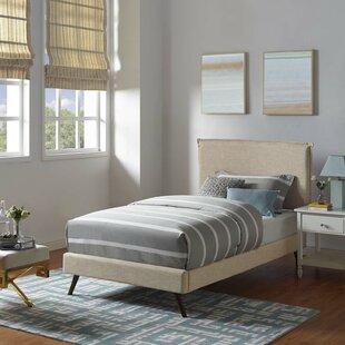 Ayala Upholstered Platform Bed