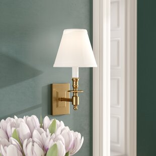 Inexpensive Weatherall 1-Light Wall Sconce By Astoria Grand