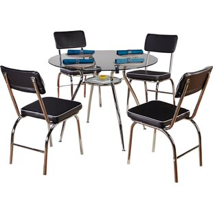 Mable 5 Piece Dining Set TMS