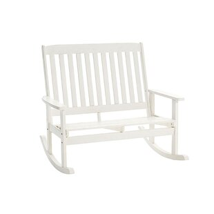 Camas Double Rocking Chair By Brambly Cottage