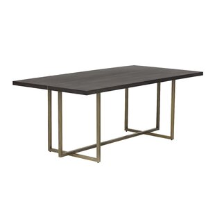 Sunpan Modern Mixt Jade Dining Table