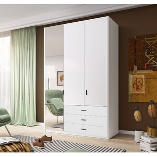 Best Reviews Ward Mirror Wardrobe Armoire By Orren Ellis