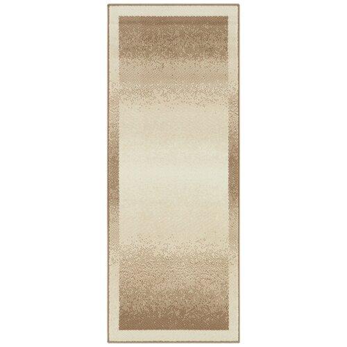 Dernier Tufted Light Brown Rug Ebern Designs Rug Size: Runne