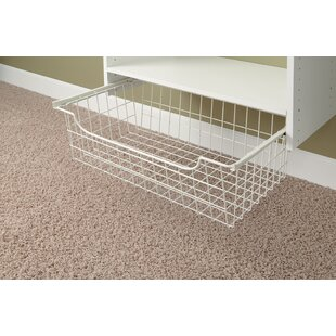Top Reviews 24 W Pull-Out Basket ByEasy Track