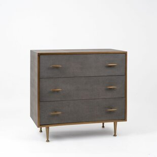 3 Drawer Chest By Wade Logan