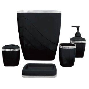 Black Bathroom Accessories Youll Love Wayfair