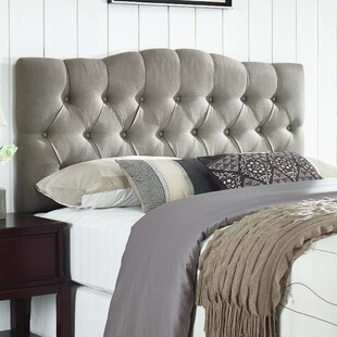 Cleveland Upholstered Panel Headboard Three Posts