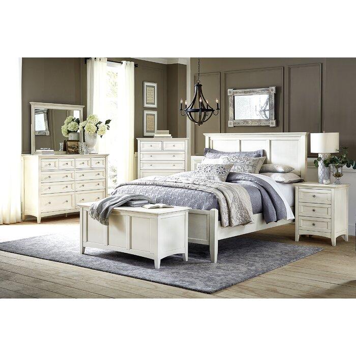 Burris Standard Storage Configurable Bedroom Set