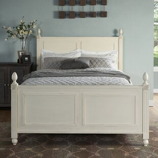 Antonio Panel Bed by August Grove