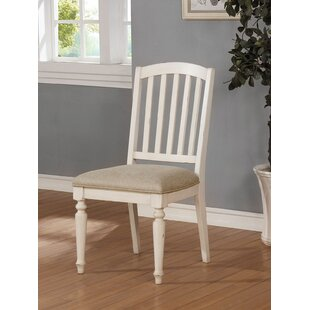 Mordecai Upholstered Dining Chair (Set of 2) One Allium Way