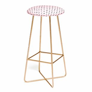 Ninola Design Artsy Dots 25 Bar Stool East Urban Home