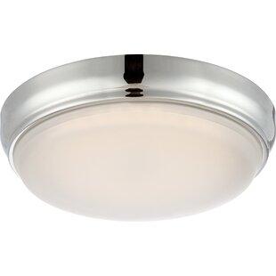 Nuvo Lighting DOT 1-Light Flush Mount