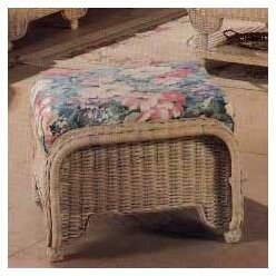 4700 Sanibel Ottoman by South Sea Rattan