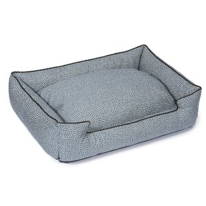 Flicker Premium Cotton Lounge Dog Bed