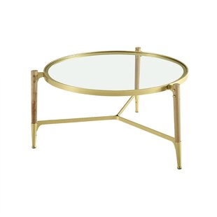 Cathrine Coffee Table By Canora Grey