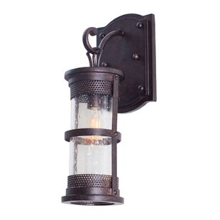 Bargain Hemlock Outdoor Wall Lantern By Kalco