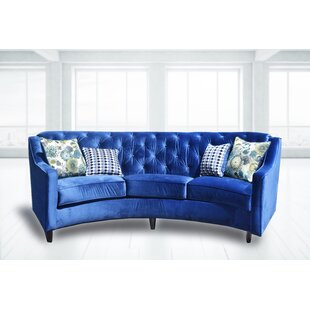 Everly Quinn Gearoid Sofa