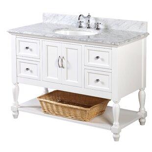 Coupon Beverly 48 Single Bathroom Vanity Set ByKitchen Bath Collection