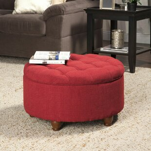 Calderon Storage Ottoman by World Menagerie