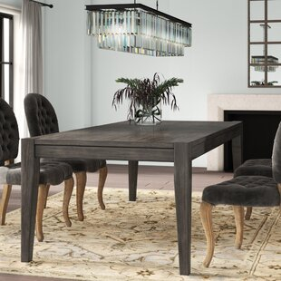 Barr Extendable Dining Table by World Menagerie 2019 Sale