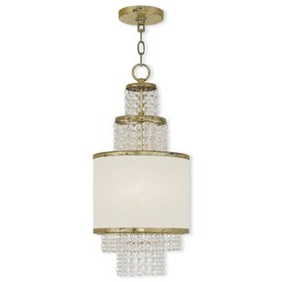 House of Hampton Mac 2-Light Chandelier