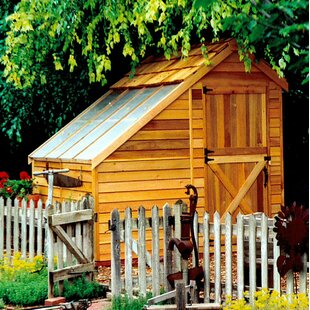 Sunhouse 9 Ft. W X 13 Ft. D Wood Storage Shed By Cedarshed