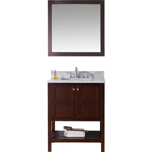 Bathroom Vanities Honolulu 30 inch bathroom vanities you'll love | wayfair