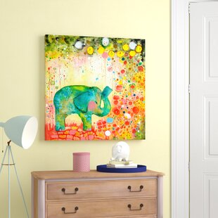 nursery canvas art wayfair