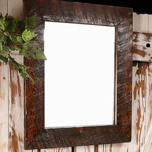 Price comparison Rough Hewn Bathroom/Vanity Mirror By Utah Mountain