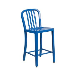 Arizona Indoor/Outdoor 24.5'' Patio Bar Stool