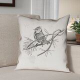 Bird Pillow Covers Wayfair