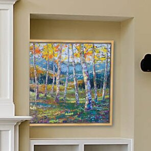 Hadleyhouseco Point Of View By Jeff Boutin Painting Print On Wrapped Canvas Wayfair