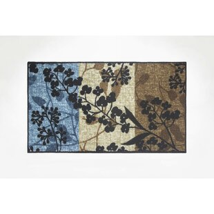 Tulips Area Rug by Modern Living Rugs