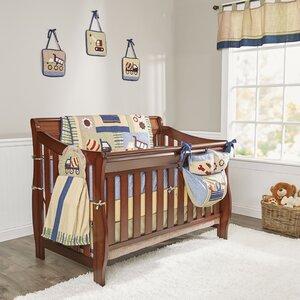 Gonzalo Baby Constructor 13 Piece Crib Bedding Set